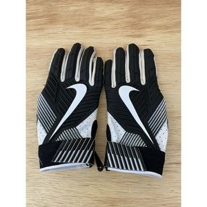 Nike D-TACK  Linemen Football Gloves Sz XXL